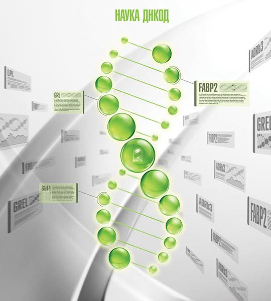 Постер «Наука ДНКОД»