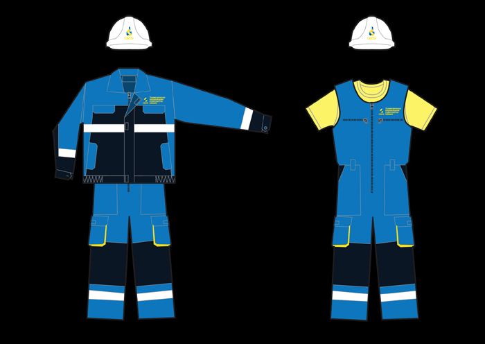 Летний комплект одежды «ГЕРС Инжиниринг»